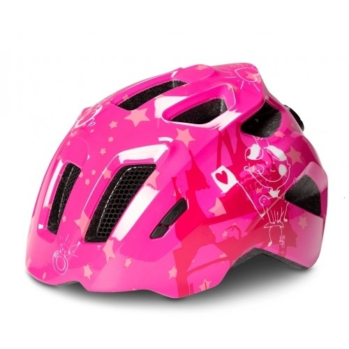 CUBE Παιδικό κράνος Pink (49-55cm) Δαλαβίκας bikes