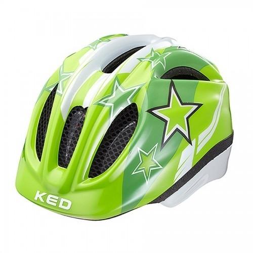 Κράνος Ked Meggy. Green stars. Δαλαβίκας bikes