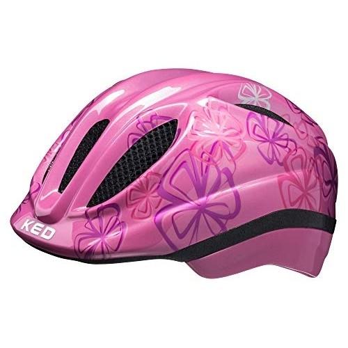 Κράνος Ked Meggy Trend. Pink Flowers Δαλαβίκας bikes