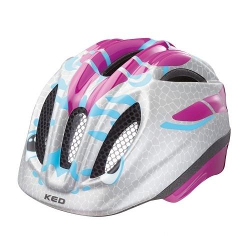 Κράνος Ked Meggy Trend. Dino Violet Silver Δαλαβίκας bikes
