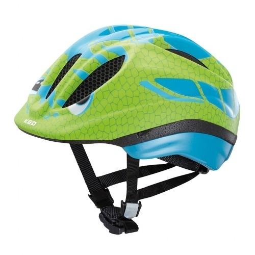 Κράνος Ked Meggy Trend. Dino light blue Green Δαλαβίκας bikes