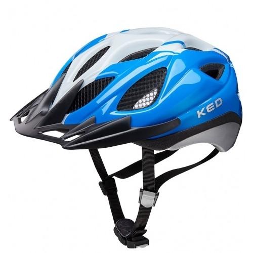 Κράνος Ked Tronus. Blue - Pearl Matt Δαλαβίκας bikes