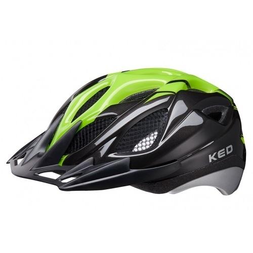 Κράνος Ked Tronus . Green - Black Matt Δαλαβίκας bikes