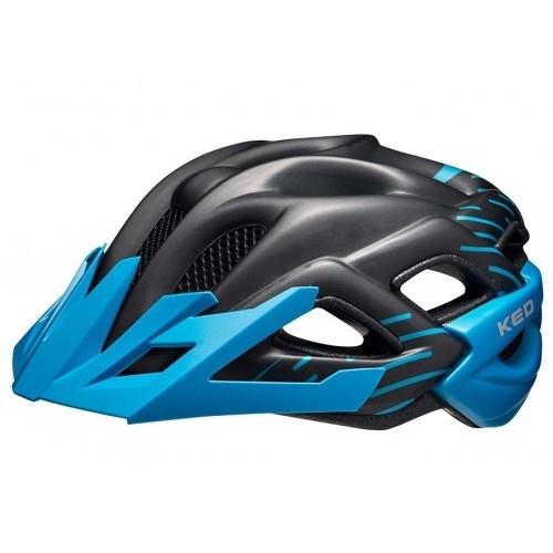 Κράνος Ked Status Junior Two .Blue Anthracite Matt. Δαλαβίκας bikes