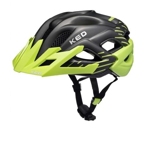 Κράνος Ked Status JUNIOR.Green-Black Matt. Δαλαβίκας bikes