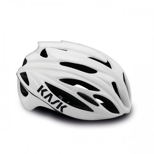 Kask Rapido κράνος δρόμου white Δαλαβίκας bikes