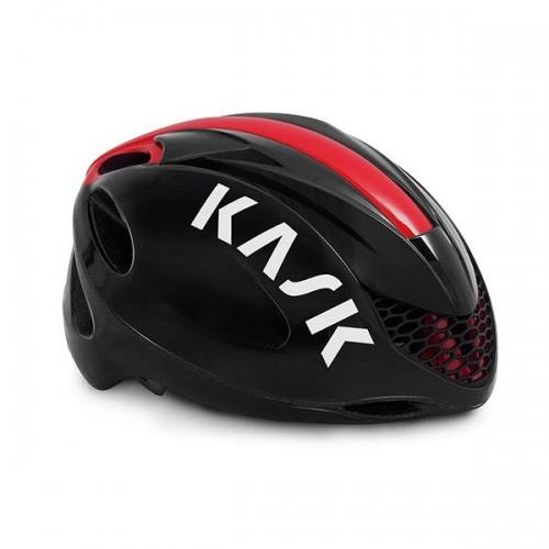 Κράνος δρόμου Kask Infinity black red Δαλαβίκας bikes