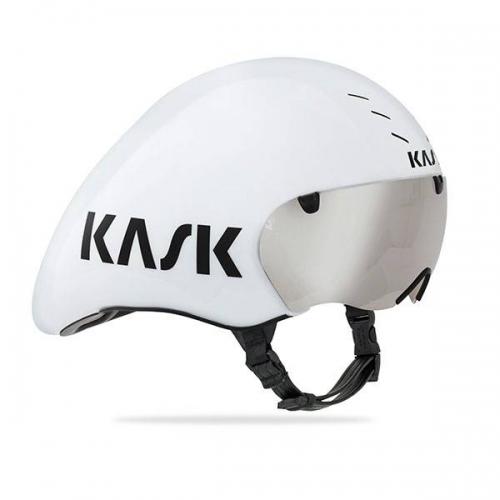 Kask Bambino PRO evo White κράνος δρόμου Δαλαβίκας bikes