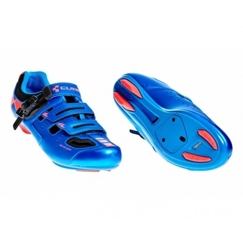 Παπούτσια Cube ROAD PRO 17012 Blue 'n' Flashred Δαλαβίκας bikes