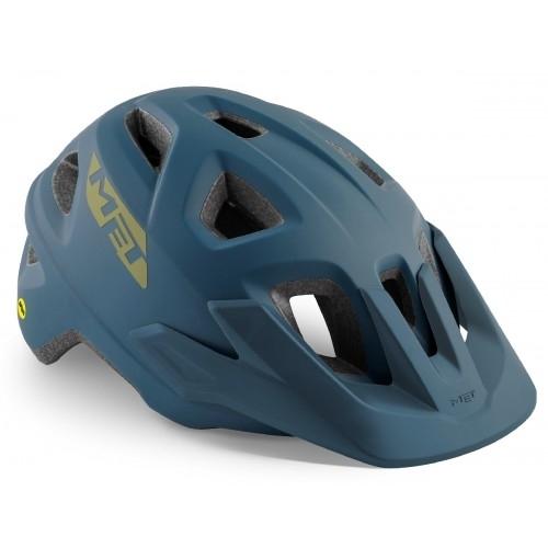Κράνος MET Echo MIPS Petrol Blue/Matt Δαλαβίκας bikes