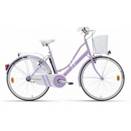 "Lombardo Ferrara Classic 26"" White - Liliac Δαλαβίκας bikes"
