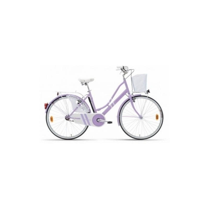 "Lombardo Ferrara Classic 26"" White - Liliac Dalavikas bikes"