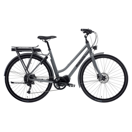 BIANCHI E-BIKE SPILLO LUXURY  LADY ALTUS 9SP 2020
