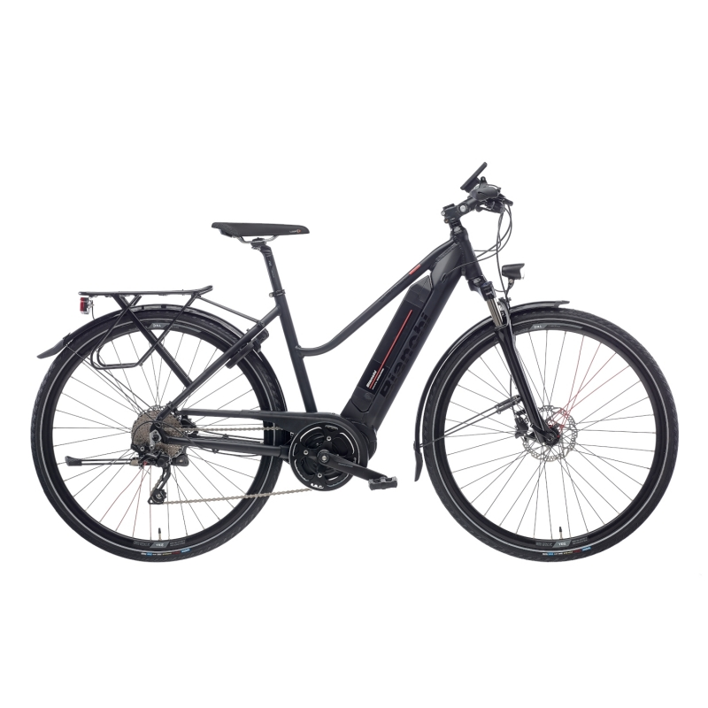 BIANCHI E-BIKE SPILLO ACTIVE SF LADY DEORE 10SP 2020 Dalavikas bikes