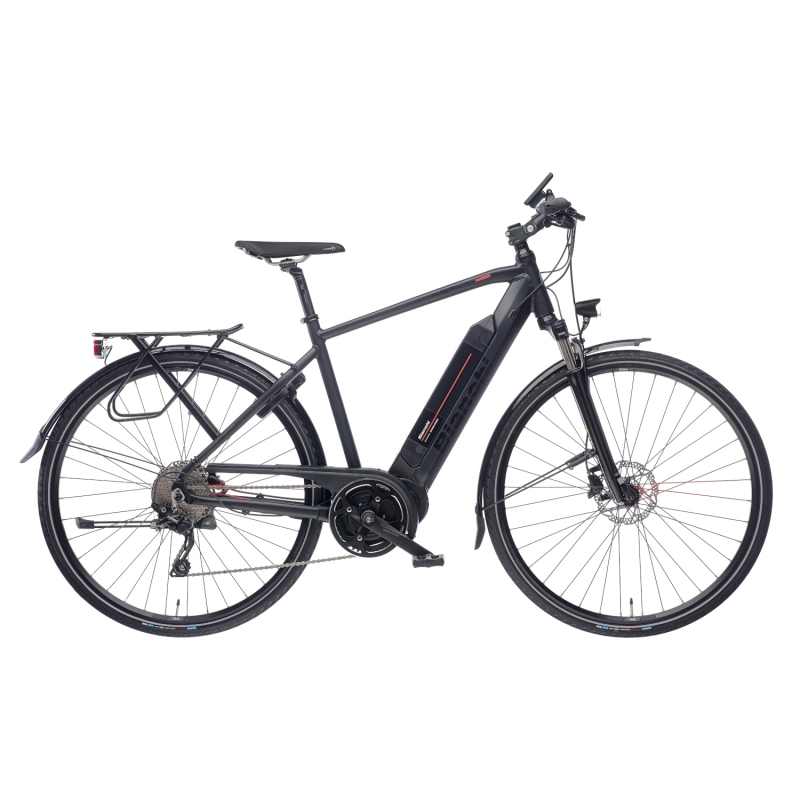 BIANCHI E-BIKE SPILLO ACTIVE SF GENT DEORE 10SP 2020 Dalavikas bikes