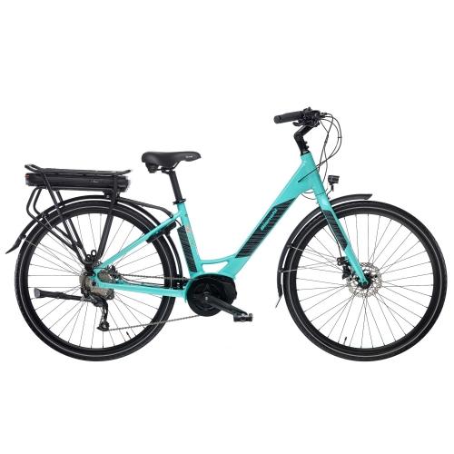 BIANCHI E-BIKE CITY LONG ISLAND ALTUS 9SP 2020 Δαλαβίκας bikes