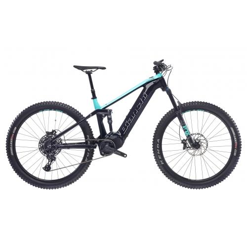 BIANCHI E-BIKE MTB T-TRONIK REBEL 9.1 – NX/SX EAGLE 12SP 2020 Δαλαβίκας bikes