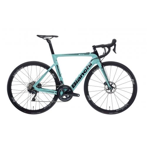 BIANCHI E-BIKE ROAD ARIA E-ROAD ULTEGRA 11SP COMPACT 2020 Δαλαβίκας bikes