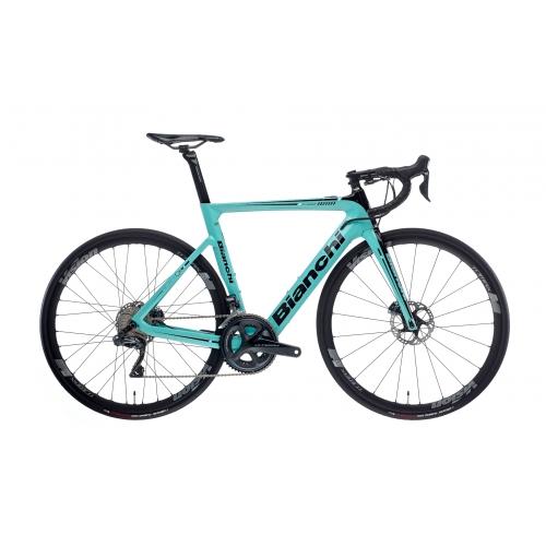 BIANCHI E-BIKE ARIA E-ROAD ULTEGRA DI2 11SP COMPACT 2020 Δαλαβίκας bikes