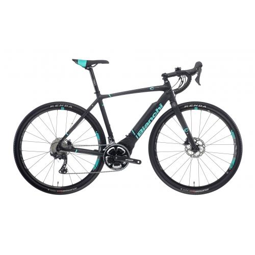 BIANCHI E-BIKE E-ROAD IMPULSO E-ROAD GRX 600 11SP ηλεκτρικό ποδήλατο Δαλαβίκας bikes