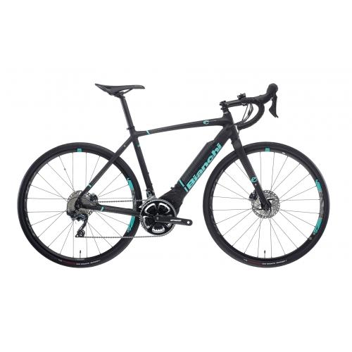 BIANCHI E-BIKE E-ROAD IMPULSO ULTEGRA 11SP ηλεκτρικό ποδήλατο