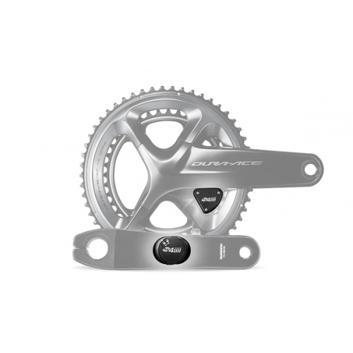 4iiii-Βατόμετρο PRECISION PRO(Dual)Factory Install(installed on your crankset) Δαλαβίκας bikes