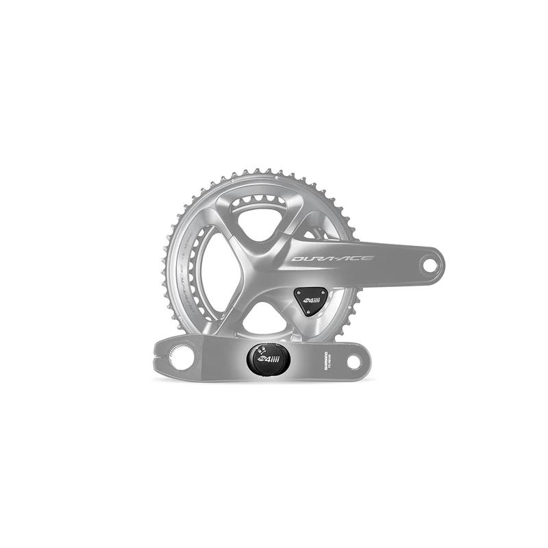4iiii-Βατόμετρο PRECISION PRO(Dual)Factory Install(installed on your crankset) Dalavikas bikes
