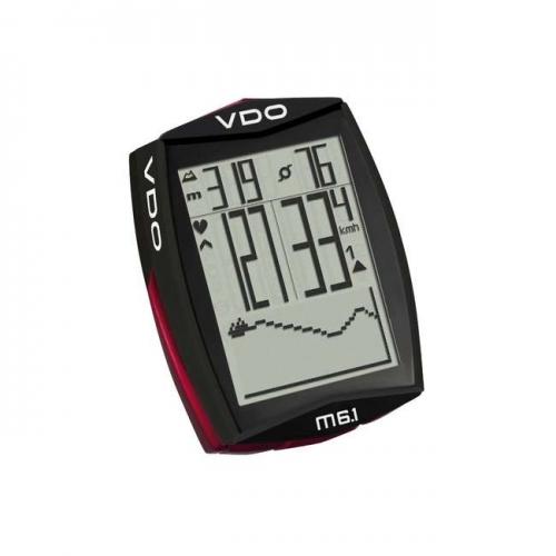 VDO M6.1 (WL) Αλτίμετρο -Κοντέρ- Παλμογράφος Δαλαβίκας bikes