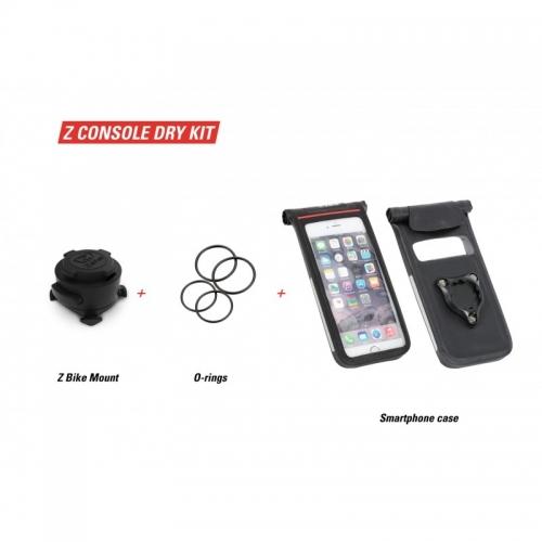Zefal Console Dry Size M αδιάβροχη θήκη κινητού για ποδήλατο.