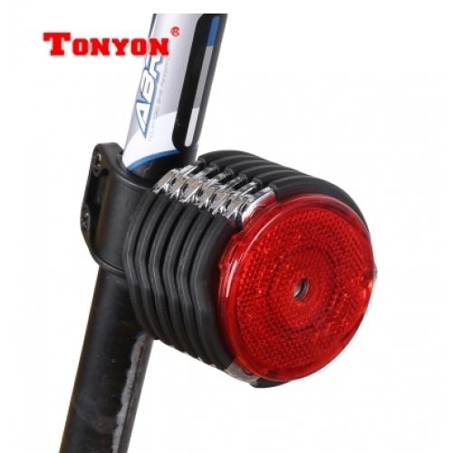 Κλειδαριά ποδηλάτου - TONYON Model TY3873 με αντανακλαστικό
