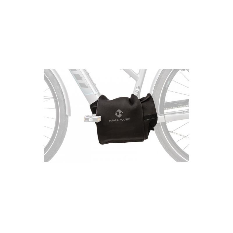 Προστατευτικό κάλυμμα Neoprene M-Wave κατάλληλο για κεντρικό ηλεκτρικό μοτέρ Dalavikas bikes
