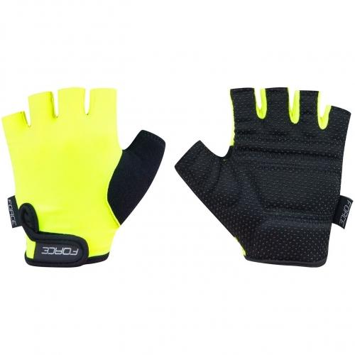 Force kids παιδικά γάντια fluo κίτρινο