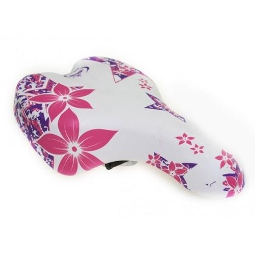 Σέλα παιδική Monte Grappa 16'- 24' Girl Bobo ροζ Δαλαβίκας bikes