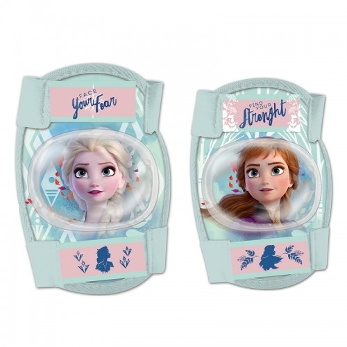 Σετ προστατευτικών αξεσουάρ παιδικές Disney Frozen white