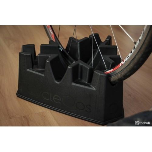 Climping Riser Block - Βάση στήριξης του εμπρός τροχού στο προπονητήριο Δαλαβίκας bikes