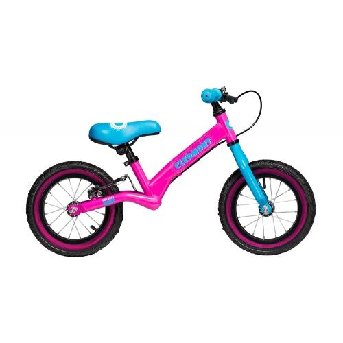 Balance bike Clermont παιδικό ποδήλατο ισορροπίας φούξια