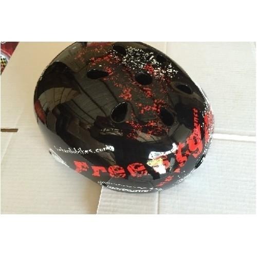 Κράνος BMX Lombardo Freestyle Μαύρο