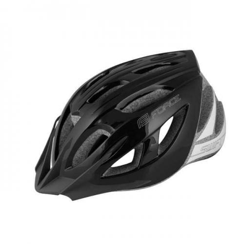 Κράνος Ενηλίκων Force Swift μαύρο Δαλαβίκας bikes