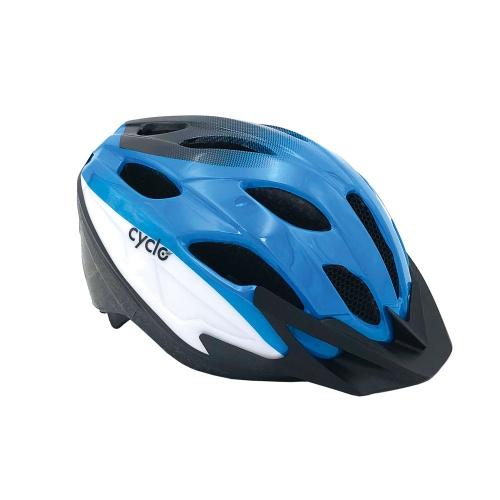 Κράνος ενηλίκων Cyclo μπλε Δαλαβίκας bikes