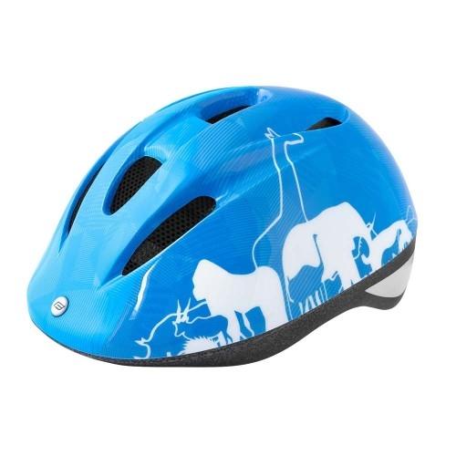 Κράνος Force παιδικό Animals μπλε λευκό Δαλαβίκας bikes