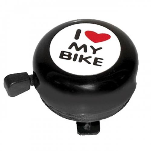 Κουδούνι ποδηλάτου I love my bike