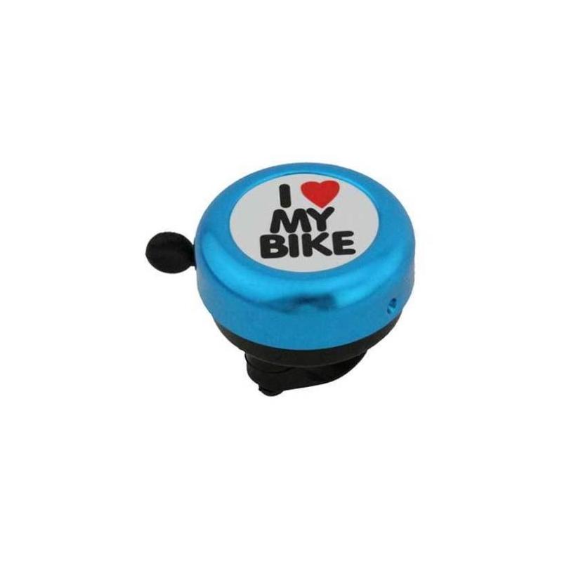 Κουδούνι ποδηλάτου I love my bike Dalavikas bikes