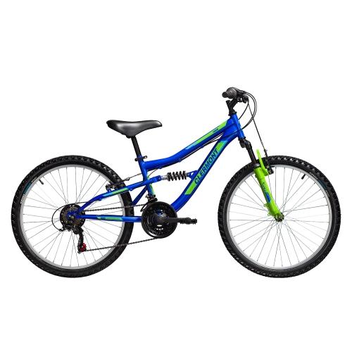 Clermont Pamir 24' παιδικό ποδήλατο ΜΤΒ full Suspension, Simplex Δαλαβίκας bikes
