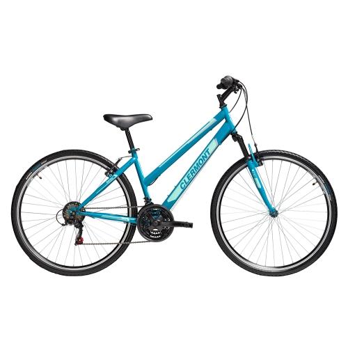Clermont Senso 28' ποδήλατο Trekking, γαλάζιο Δαλαβίκας bikes