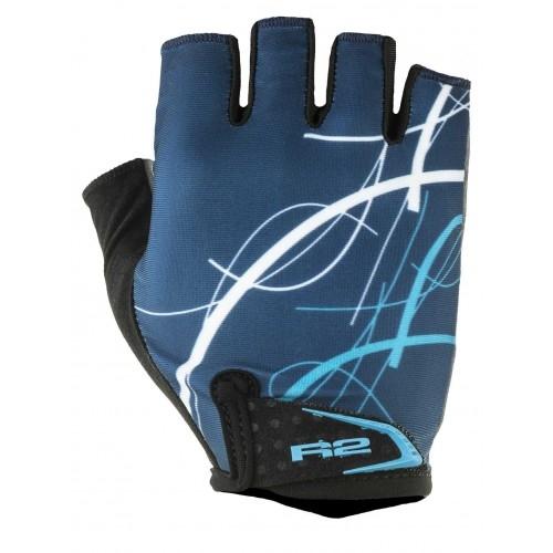 Γάντια R2 EASER - Μπλέ/Άσπρο