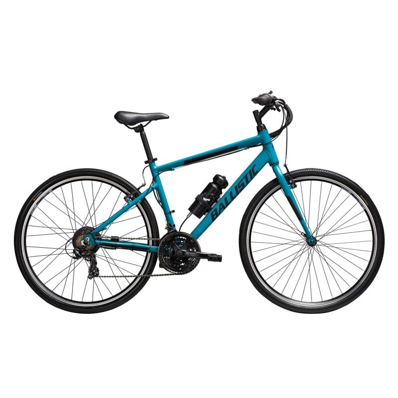 Ballistic E-Bikes e-District ηλεκτρικό ποδήλατο με Speen Flow 1 Dalavikas bikes