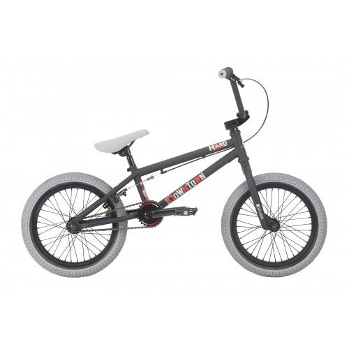 """Πηρούνι Haro Downtown 16""""- Gloss Black Δαλαβίκας bikes"""