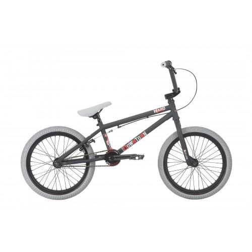 """Πηρούνι Haro Downtown 18""""- Gloss Black Δαλαβίκας bikes"""