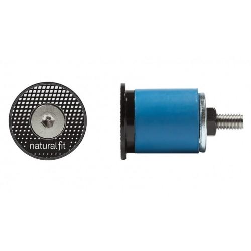 Natural Fit Security Handlebar End Plugs Cube - 13437 Δαλαβίκας bikes