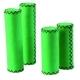 Χειρολαβές Monte Grappa δερμάτινες Fix Χρωματιστές 90mm